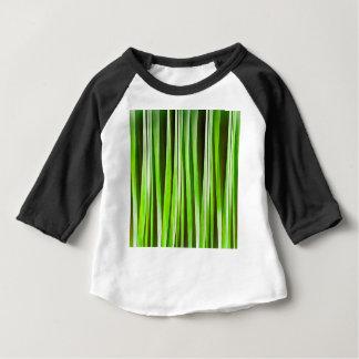Camiseta Para Bebê Riverweed verde tropical