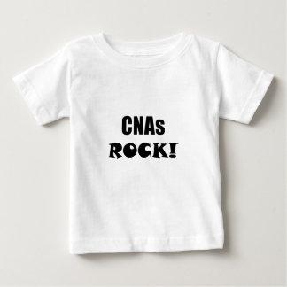 Camiseta Para Bebê Rocha de CNAs