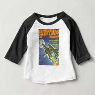 Camiseta Para Bebê Rocket dobro