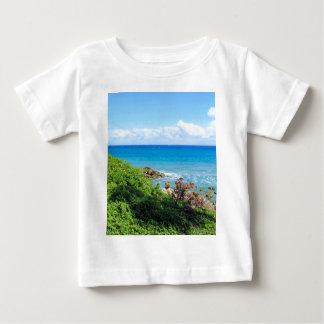 Camiseta Para Bebê rocky-foliage-coast-deerfield-beach-4s6490