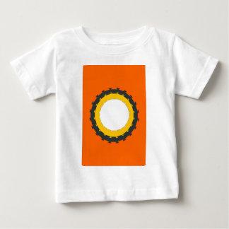 Camiseta Para Bebê Roda