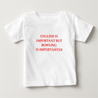 Camiseta Para Bebê rolamento