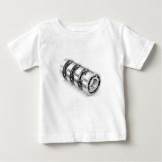 Camiseta Para Bebê Rolamentos de esferas