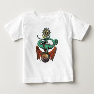 Camiseta Para Bebê Rolo de Ripley