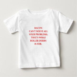 Camiseta Para Bebê rolo derby