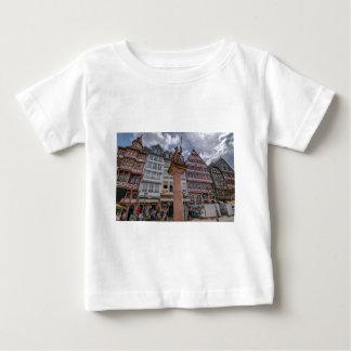 Camiseta Para Bebê Romer Francoforte