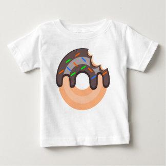 Camiseta Para Bebê rosquinha