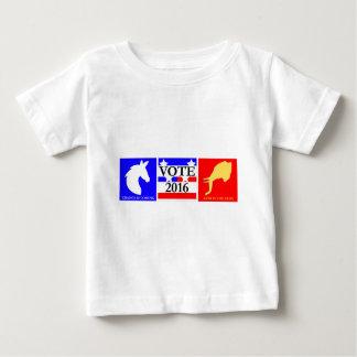 Camiseta Para Bebê Roupa 2016 da eleição dos E.U.