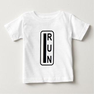 Camiseta Para Bebê Roupa da malhação de IRÚN