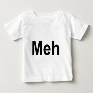Camiseta Para Bebê Roupa de Meh