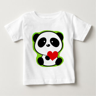 Camiseta Para Bebê Roupa dos amantes da panda de IMG_8744.PNG