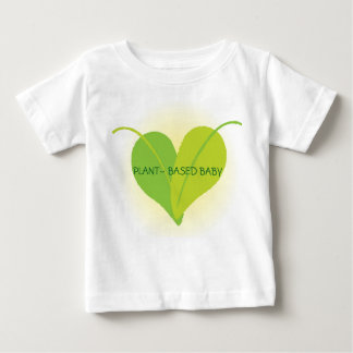 Camiseta Para Bebê Roupa Planta-Baseado do bebê