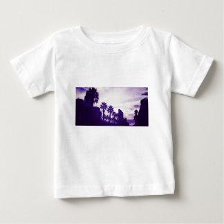 Camiseta Para Bebê Roxo de San Diego