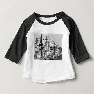 Camiseta Para Bebê Rt velho 9 SPAGS em mães shrewsbury