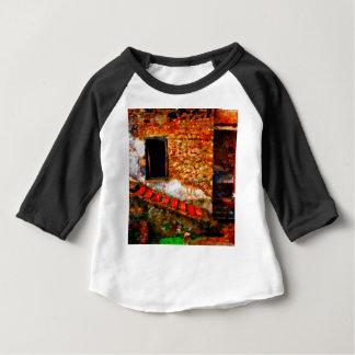 Camiseta Para Bebê Ruínas em Pompeii Italia
