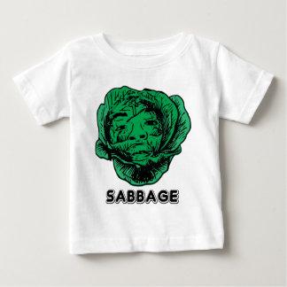 Camiseta Para Bebê Sabbage