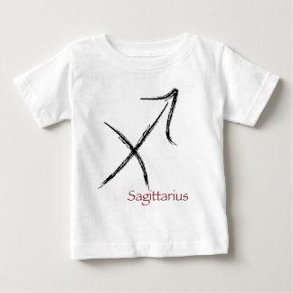 Camiseta Para Bebê Sagitário