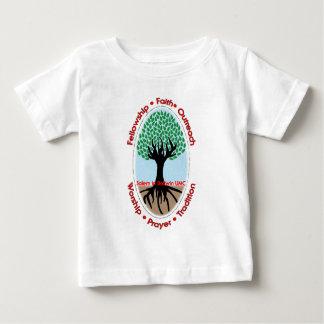 Camiseta Para Bebê Salem em Ballwin UMC