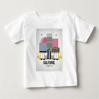 Camiseta Para Bebê Salford