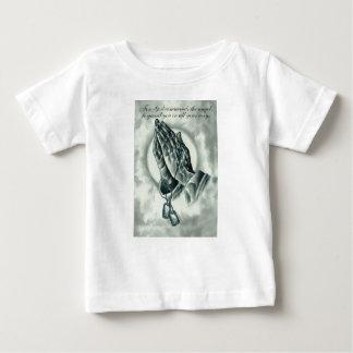 Camiseta Para Bebê Salmo 91