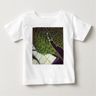 Camiseta Para Bebê samambaia