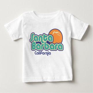 Camiseta Para Bebê Santa Barbara Califórnia