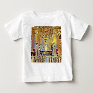 Camiseta Para Bebê Santuário artístico velho bonito de San Juan