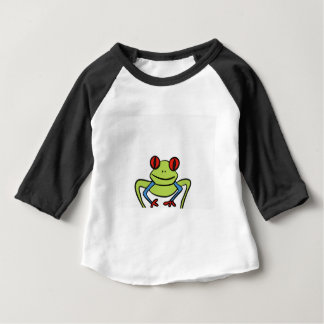 Camiseta Para Bebê Sapo