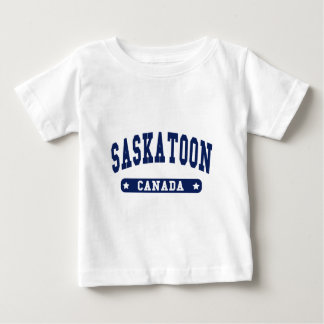 Camiseta Para Bebê Saskatoon