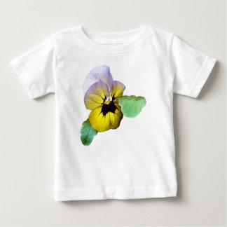 Camiseta Para Bebê Saudação do amor perfeito