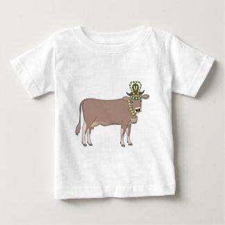 Camiseta Para Bebê Schmuck Braunvieh