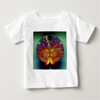 Camiseta Para Bebê Seashell