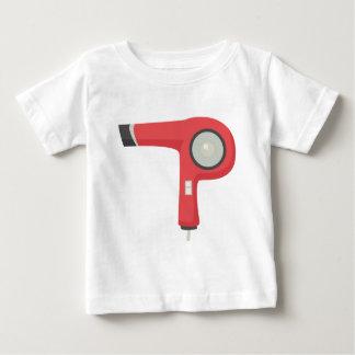 Camiseta Para Bebê Secador de cabelo