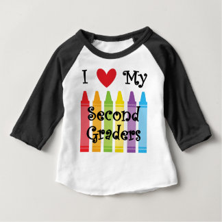 Camiseta Para Bebê segunda categoria teacher2