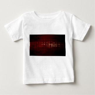 Camiseta Para Bebê Segurança de Digitas e fiscalização do guarda-fogo