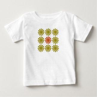 Camiseta Para Bebê Seja diferente