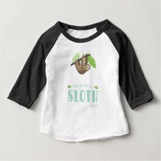 Camiseta Para Bebê Seja sempre você mesmo a menos que você puder se