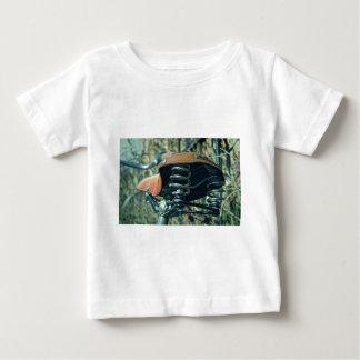 Camiseta Para Bebê Sela da bicicleta