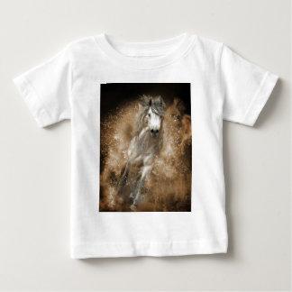 Camiseta Para Bebê Selvagem