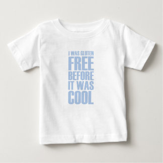 Camiseta Para Bebê Sem glúten
