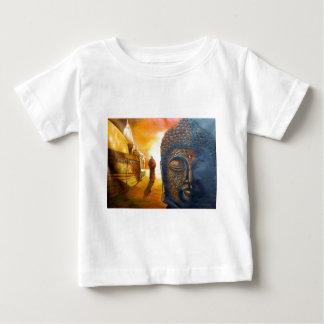Camiseta Para Bebê Senhor Gautama Buddha