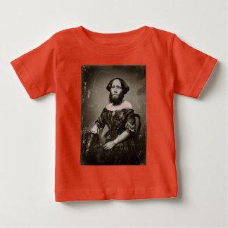 Camiseta Para Bebê Senhora farpada bonita