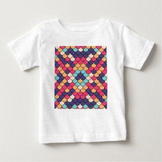 Camiseta Para Bebê sereia IX