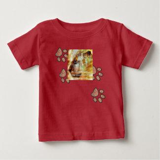 Camiseta Para Bebê Seres infinitos