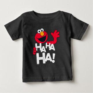 Camiseta Para Bebê Sesame Street | Elmo - Ha Ha Ha!