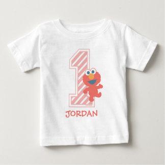 Camiseta Para Bebê Sesame Street | Elmo - primeiro t-shirt do