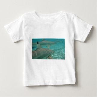 Camiseta Para Bebê shark