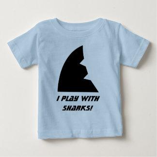 Camiseta Para Bebê Shark Meeple bebé shirt