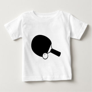 Camiseta Para Bebê Sibilo Pong