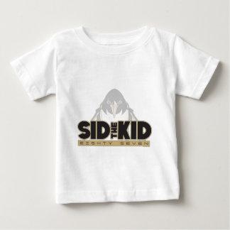 Camiseta Para Bebê Sid o miúdo